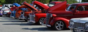 13th Annual Run for the Son Car Show @ Archdale First Church